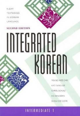 integrated korean:  intermediate 1 By Cho, Young-Mee