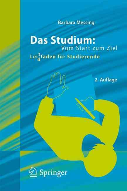 Das Studium By Messing, Barbara